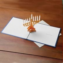 Keepsake Menorah Card