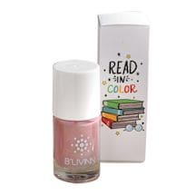 """Read in Color"" Nail Polish - Lizzy Bennet's Blush"