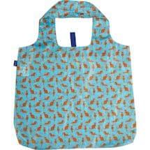 Blu Bags: Cats (blue)