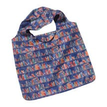 Bookshelves Reusable Totes (set 3)