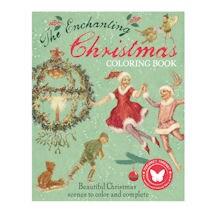 Enchanting Christmas Coloring Book, The