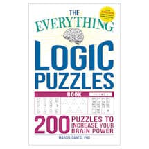 The Everything Logic Puzzles Book