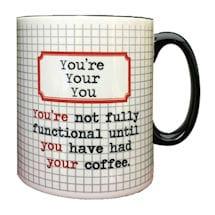 Grammar Mug - You're, Your, You