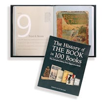 History of the Book in 100 Books