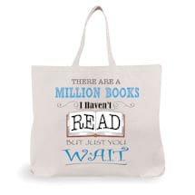 Million Books Tote