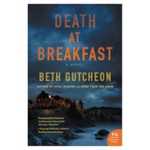 Death at Breakfast (Large Print)