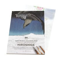 Hiroshige Giant Coloring Book