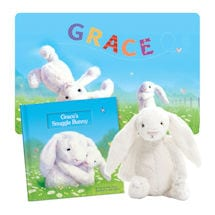 My Snuggle Bunny Personalized Gift Set