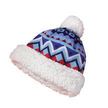 Nordic Blue Hat