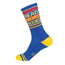 Read More Books Socks