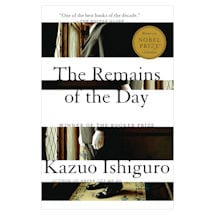 Kazuo Ishiguro Novels: The Remains of the Day
