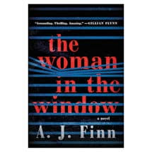 The Woman in the Window: Large Print