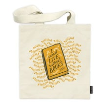Cannot Live Without Books Tote
