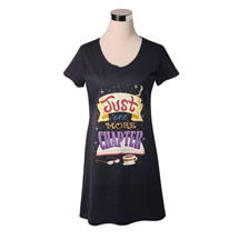 Just One More Chapter Night Shirt