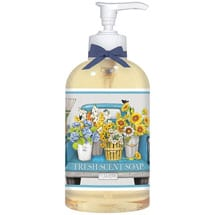 Flower Shop Truck Liquid Soap