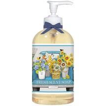 Flower Shop Truck Liquid Soap