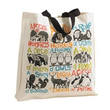 Collective Noun Tote Bag