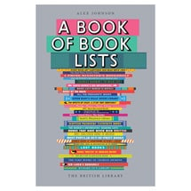 A Book of Book Lists