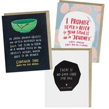 Empathy Cards (set of three)