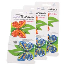 Butterfly Line Markers (Set of three two-packs)