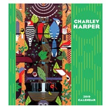 Charley Harper Wall Calendar