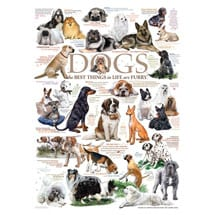 Dog Quotes Puzzle