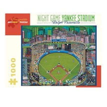 <i>Night Game&#8212;Yankee Stadium</i> Puzzle