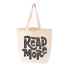 Read More Tote Bag