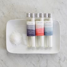 Bubble Bath & Salt Soak: Sirene