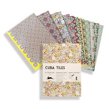 Cuba Tiles Gift and Creative Papers
