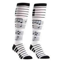 Foot Notes Socks (women's knee highs)