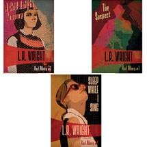 Karl Alberg Mysteries - Set of Three