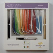 Quilling Card: Create a Card Set