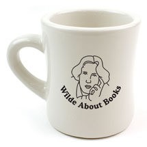 Wilde About Books Mug
