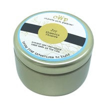 Wearable Candle Tin: Plumeria Joy