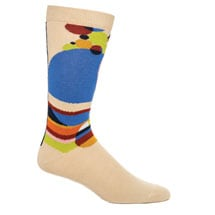 Frank Lloyd Wright Socks: Glass Balloons (Men's)