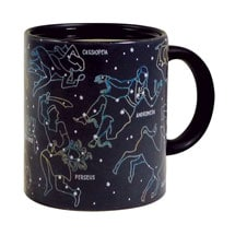 Golden Constellations Mug