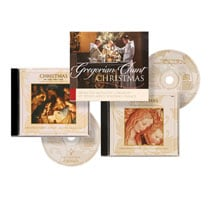 Gregorian Chant Christmas CDs