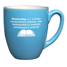 Bluestocking Mug
