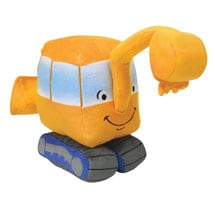 Little Excavator Plush