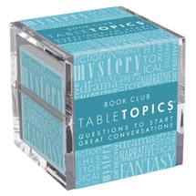 Table Topics: Book Club