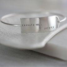 Embrace Your Story Bracelet