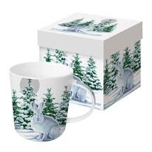 Snow Rabbit Mug