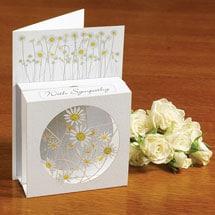 Sympathy Magic Box 3D Card