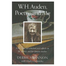 W. H. Auden, Poetry, and Me
