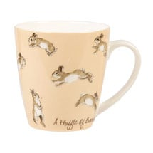 Country Crowd Mugs - Bunnies