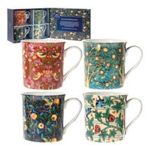 William Morris Mugs