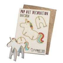 Pop-Out Cards - Unicorn