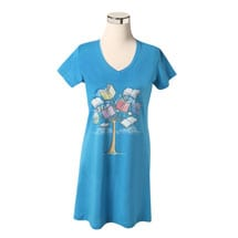 Blooming Books Tree Night Shirt