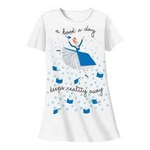 Book a Day Sleep Shirt